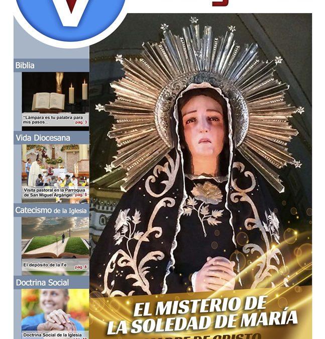 Periódico Voz y Vida segunda quincena de septiembre 2018